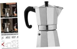 Bellemain Stovetop Espresso Maker Moka Pot