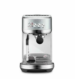bes500bss bambino plus espresso machine brushed stainless