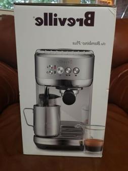 bes500bss bambino plus espresso machine