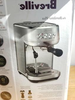 Breville BES500BSS Espresso Maker Bambino Plus