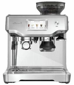 bes880xl barista touch espresso maker stainless steel