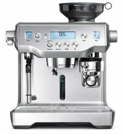 Breville BES980XL Oracle Espresso Machine Brushed Stainless