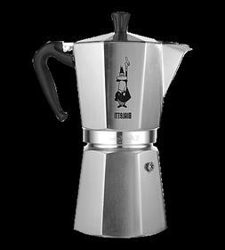 Bialetti 6801 Moka 9-Cup Stovetop Espresso Maker