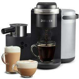 Black Home Kitchen Cafe Single Serve Pod Coffee Latte Cappuc