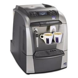 BLUE 2312 Espresso/Cappuccino Machine, 1-Gal Tank, Silver/Gr