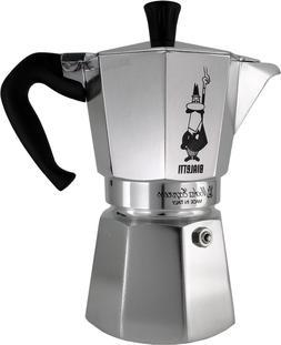 BRAND NEW - Bialetti 6188 Brikka Elite Espresso Maker -  -