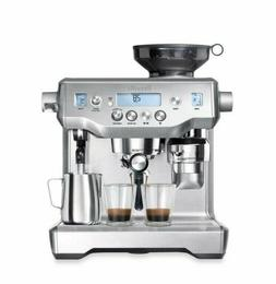 Brand new Factory Sealed Breville Espresso Maker/Stainless S