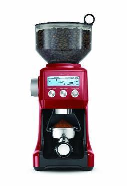 Breville Cranberry Red The Smart Grinder BCG800CBXL