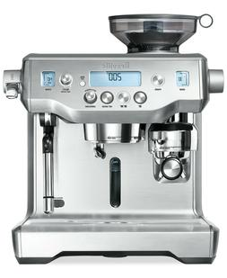 Breville ORACLE BES980XL Espresso Maker Stainless Steel. SHI