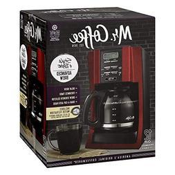 Mr. Coffee Brewing Coffee Maker