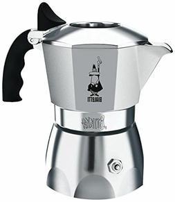 Bialetti Brikka 2 Cup Stovetop Espresso Maker Coffe Pot 3 Fl