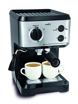 Oster BVSTECMP55 Espresso and Cappuccino Maker 220-volts