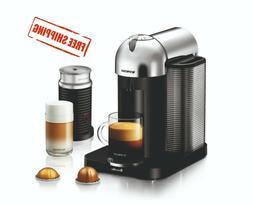 Nespresso by Breville VertuoLine Coffee Espresso Maker Bundl