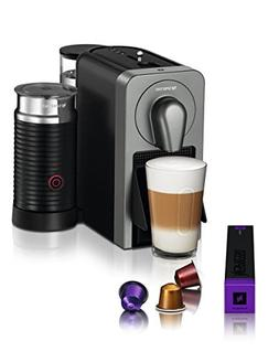 Nespresso C75-US-TI-NE Prodigio With Milk Espresso Maker, Ti