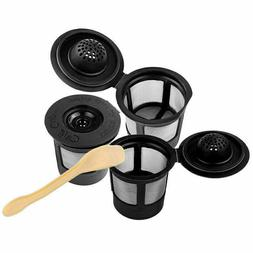 Cafe Cup Reusable Single Serve K-Cup Filter for Keurig Coffe