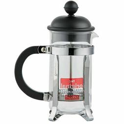 Bodum Caffettiera Coffee Maker 3 Cup 0.35 L 12Oz Black Espre
