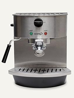 Capresso 119.05 Stainless Steel Pump Espresso and Cappuccino