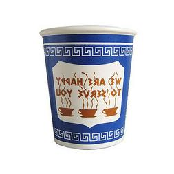 "Exceptionlab Inc. 10-Ounce Ceramic Cup""We are happy to serve"