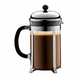 Bodum Chambord French Press Coffee Maker, 12 Espresso Cup, 5
