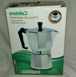 Chef's Selection Espresso Maker 9-Cup Capacity Coffee Maker