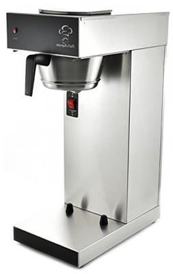 Chef's Supreme - Stainless Airpot Coffee Maker