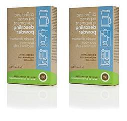 Urnex Full Circle Biodegradable Coffee and Espresso Equipmen