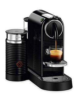 Nespresso CitiZ & Milk Espresso Machine, Black