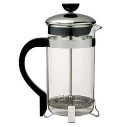 Primula Classic Glass 8-Cup Coffee Press with Black Handle
