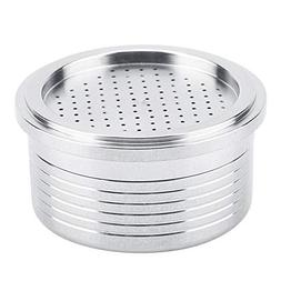 Coffee Capsule Filter Stainless Steel Refillable Reusable Es