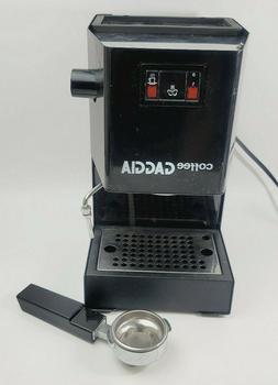 Coffee Gaggia cofee maker CoFFEE 1425W Fully tested !!