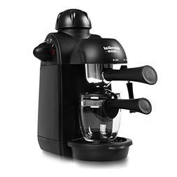 JINPENGRAN Coffee Machine, Semi-Automatic Steam Pump Press T