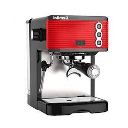 JINPENGRAN Coffee Machine, Steam Pump Semi-Automatic Coffee
