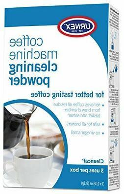 Urnex Coffee Maker and Espresso Machine Cleaner Cleancaf Pow