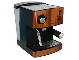 IQ SMART coffee maker espresso CM-170 BRONZE
