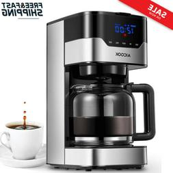 Coffee Maker Espresso Machine Cappuccino Milk Frother Steame