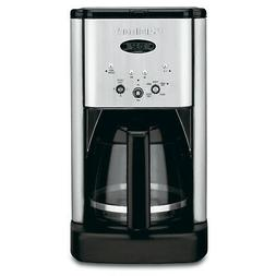Cuisinart Coffee Maker Machine 12-Cup Stainless Steel Progra