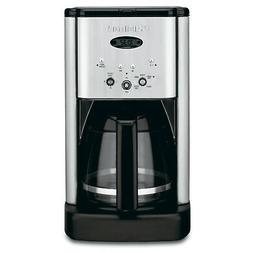 Cuisinart Coffee Maker Machine 12-Cup Stainless Steel Progra