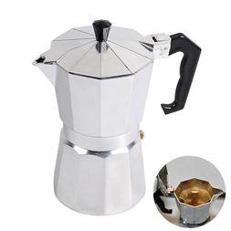 Coffee Maker Moka Espresso Coffeemake Machine Stainless Stee