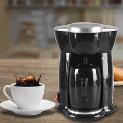 coffee maker single cup drip machine electric