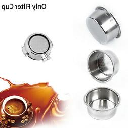 Coffee NO Pressurized Filter Basket Espresso Maker Parts For