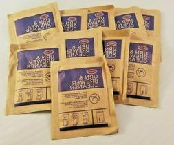 URNEX Coffee Urn and Brewer Cleaner 10 x 1 ounce packets
