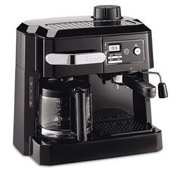 combination espresso drip coffee maker