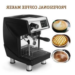 Commercial Espresso Coffee Machine Coffee Maker Descale Butt