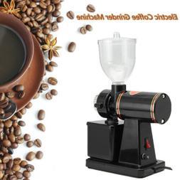 Commercial Home Electric Mini Auto Burr Mill Espresso Coffee