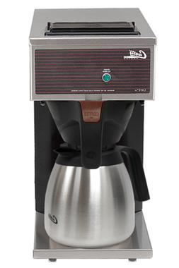 Wilbur Curtis Commercial Pourover Coffee Brewer 64 Oz Low Pr