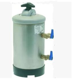 compact countertop water softener