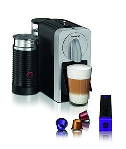 Nespresso D75-US-SI-NE Prodigio With Milk Espresso Maker, Si