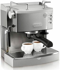 De'Longhi 15 bar Pump Espresso Maker, EC702 - low pressure n