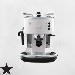 De'Longhi ECO310W Espresso Maker, White