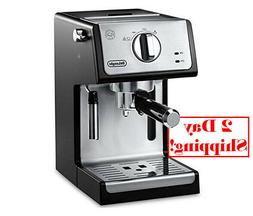 De'Longhi ECP3420 Bar Pump Espresso and Cappuccino Machine,